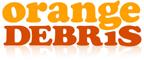 Orange Debris